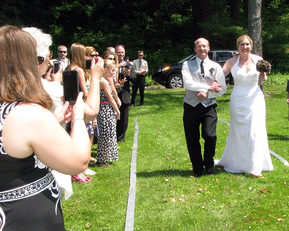 Geoffrey and Sara's Wedding... June 14, 2015